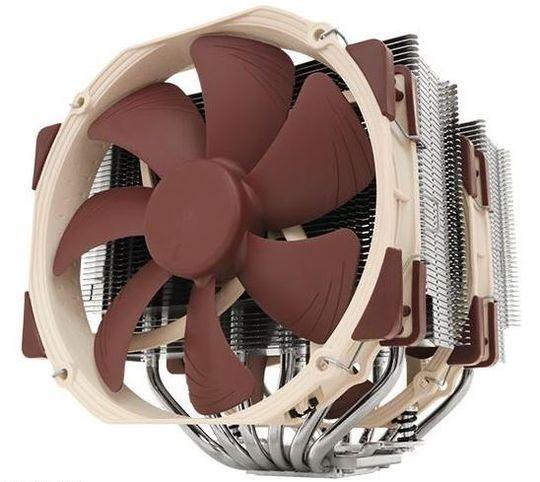 Новый процессорный кулер Noctua NH-D15