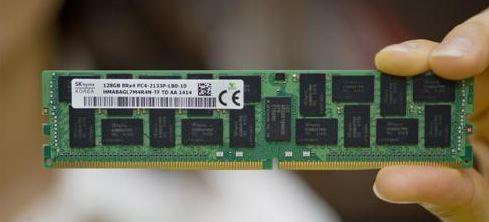SK Hynix разрабатывает модули памяти DDR4 объемом 128 Гб