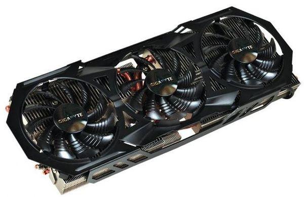 Gigabyte предлагает видеокарту GeForce GTX Titan Black с кулером WindForce