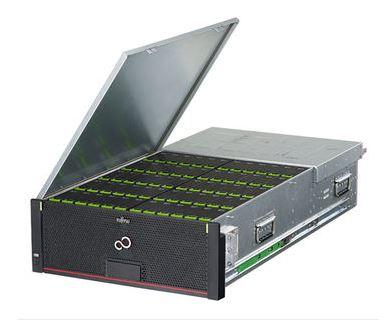 Fujitsu выпустили систему хранения данных Eternus JX60