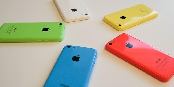 Apple будет поставлять iPhone 5c 8Гб в большее количество стран