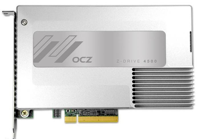 OCZ объявили о сертификации DataCore своих твердотельных дисков Z-Drive