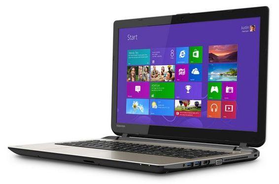 Toshiba сообщает об обновлении ноутбуков Satellite C и L