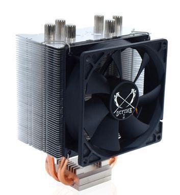 Scythe анонсировали процессорный кулер начального уровня Tatsumi 1000B