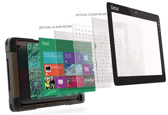 Новый защищенный планшет Getac T800
