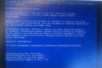 Проблемы при обновлении Windows XP