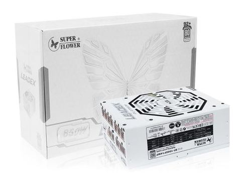 Super Flower анонсировали блок питания Leadex Platinum 850 ватт