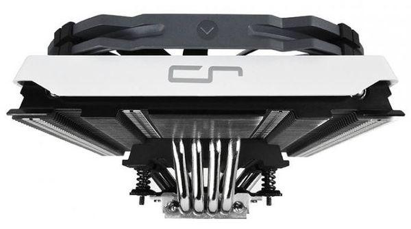 Компактный высокопроизводительный процессорный кулер CRYORIG C1