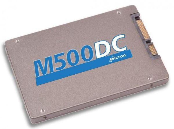 Micron выпустили твердотельный диск M500DC для использования в дата-центрах