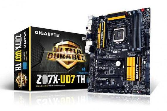 Появилась информация о линейке материнских плат Gigabyte Z97