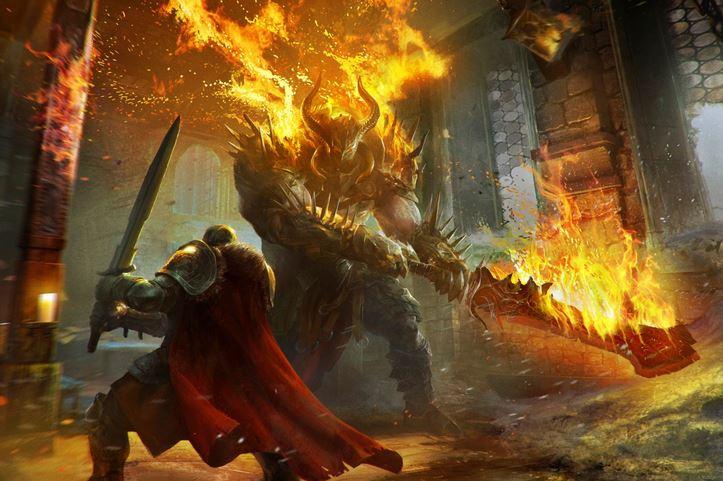 Вышел новый трейлер игры Lords of the Fallen