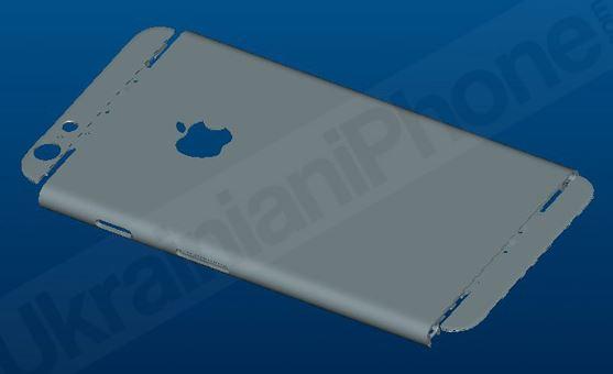 Схемы будущего iPhone 6 попали в Сеть