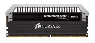 Corsair предложили память Dominator DDR4 для предварительного заказа