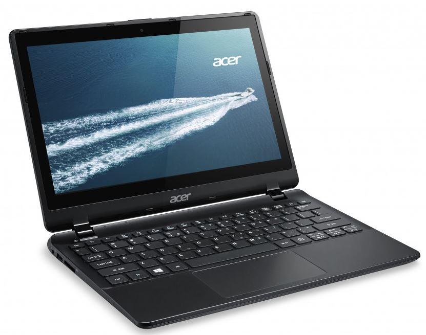 Acer запустили продажи нового TravelMate B115