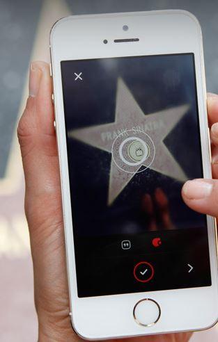Бесплатный мобильный фоторедактор Camu для гаджетов iOS