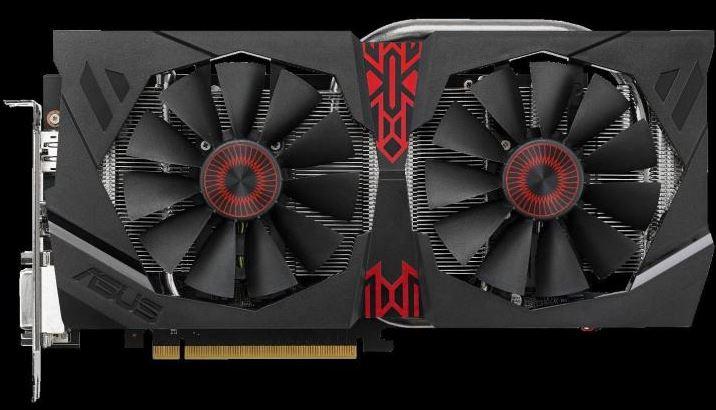 Видеокарта Asus Radeon R9 285 Strix
