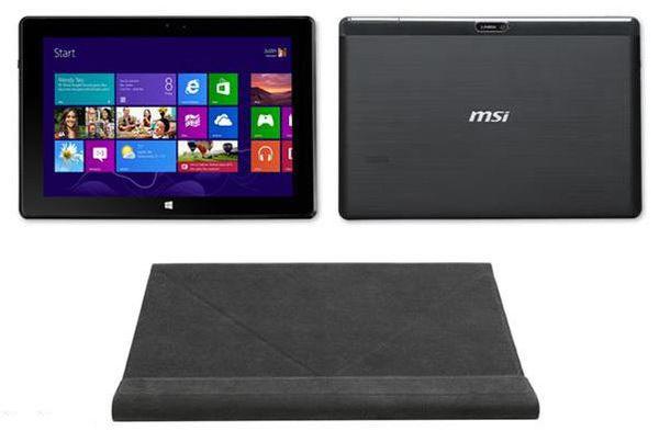 MSI анонсировали о планшет S100