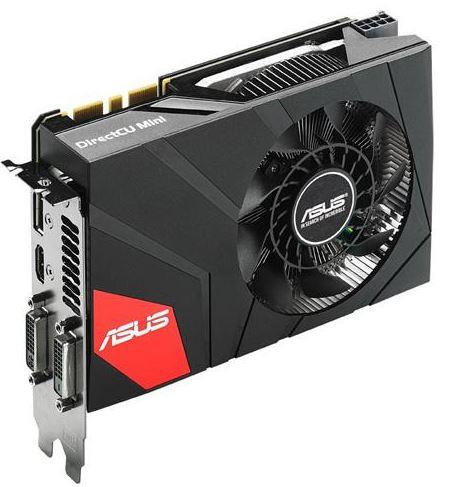 Asus GTX 970 DirectCU Mini