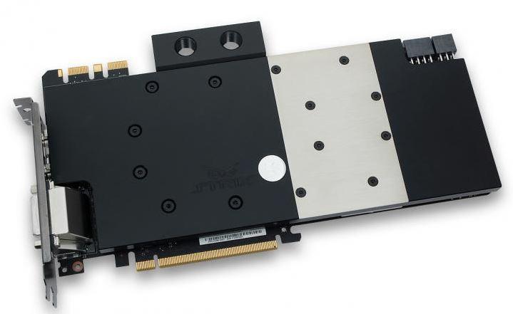 EK выпустили водоблок для видеокарты Asus GTX 980 Strix