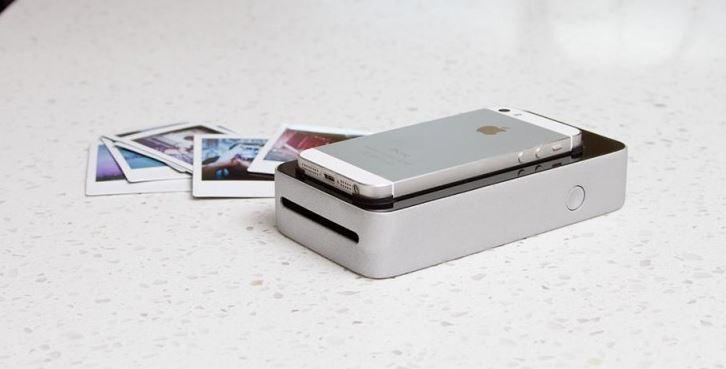 Мини-принтер SnapJet будет печатать снимки со смартфонов