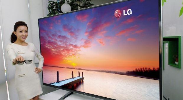 Новые телевизоры 4K ULTRA HD от компании LG