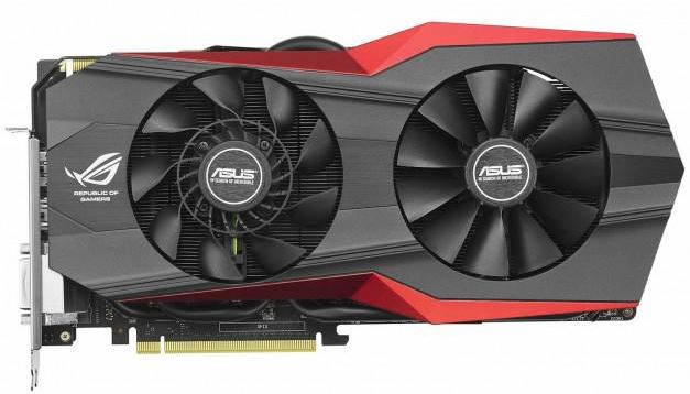 Asus представили нового «видеомонстра» GTX 980 ROG Matrix Platinum