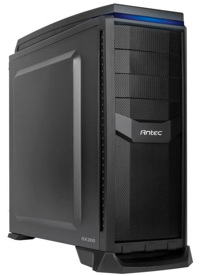 Antec представили бюджетный корпус GX300