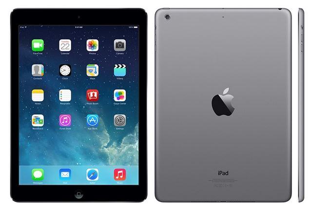 iPad Air – отличная новинка от Apple