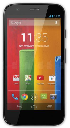 Обзор Motorola Moto G: средняя мощность по доступной цене