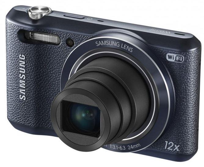 Samsung представили новые фотокамеры Smart