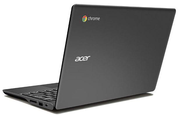 Acer представили