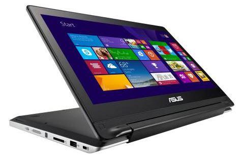 Гибрид планшета и ноутбука от Асус уже появился в продаже - Transformer Book Flip