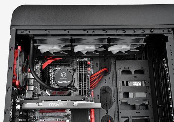 Thermaltake выпустили систему жидкостного охлаждения Water 3.0