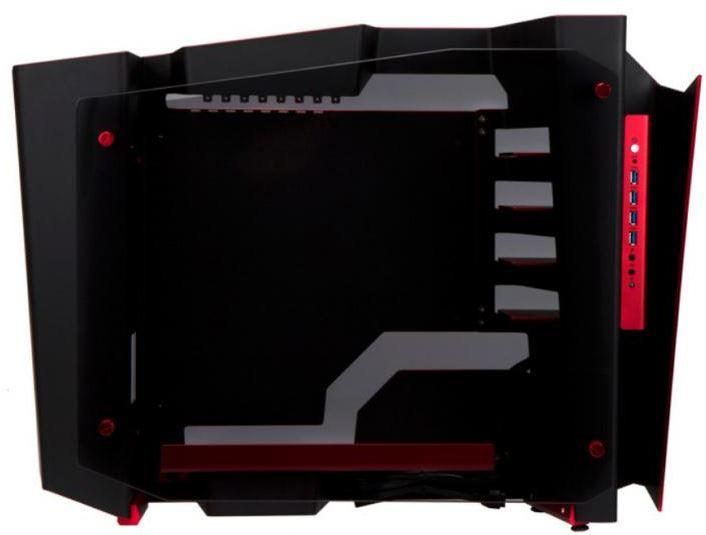 In Win представили концептуальный корпус S-Frame