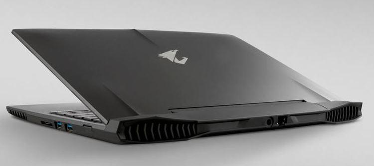 Гигабайт AORUS X3: мощный и компактный ноутбук