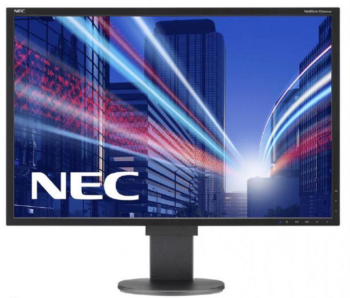 NEC представили монитор MultiSync EA304WMi