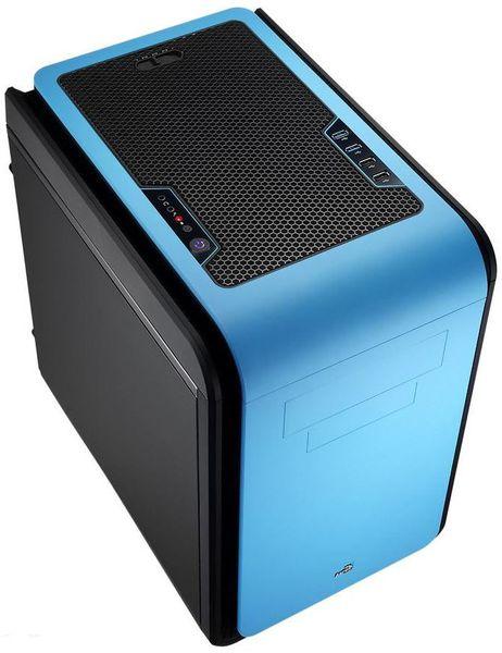 Aerocool предложил новые цвета для корпусов Dead Silence Cube