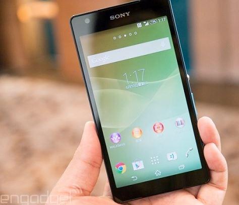 Компания Sony анонсировала смартфон Xperia Z2A