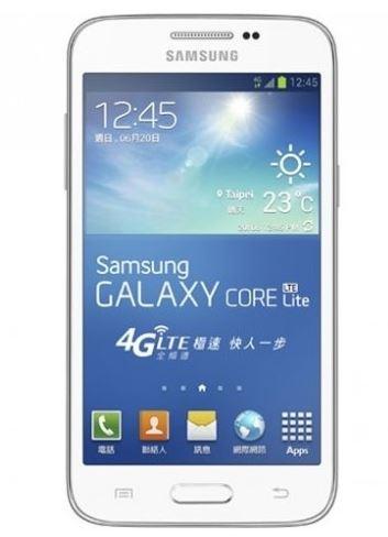 Самсунг также представили новый смартфон Галакси Core Lite