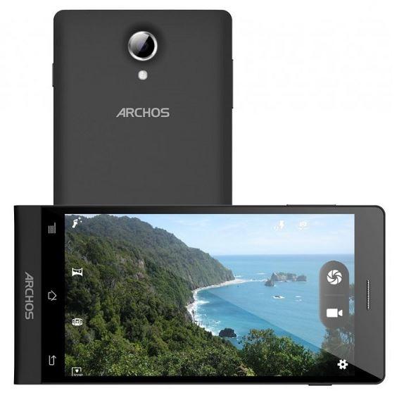 В продаже появились недорогие смартфоны Archos Oxygen