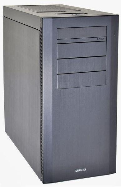Lian Li выпустили алюминиевые корпуса PC-B16 и PC-A61 класса Mid-Tower