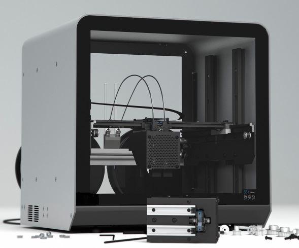В Германии выпустили новый принтер 3D