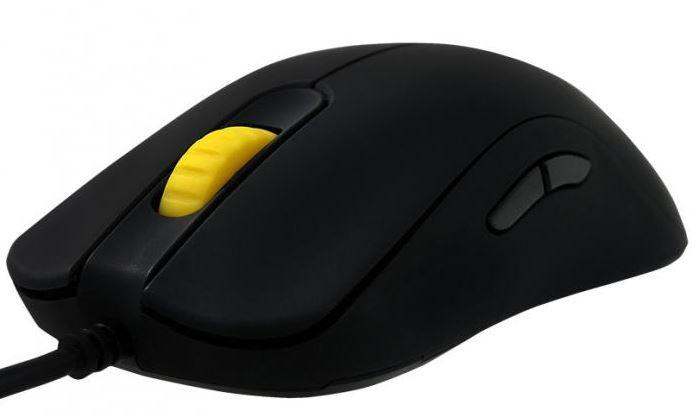 Zowie Gear представили игровую мышь FK1