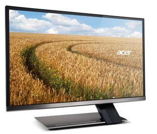 Acer представили новый монитор S276HLtmjj с диагональю 27 дюймов