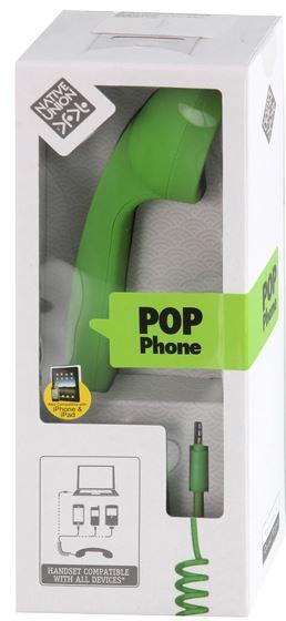 "Обзор: Ретро-трубка Pop Phone от компании ""Native Union"""