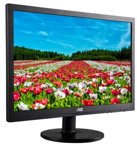 Новый монитор Full HD - AOC e2460Sd-TAA