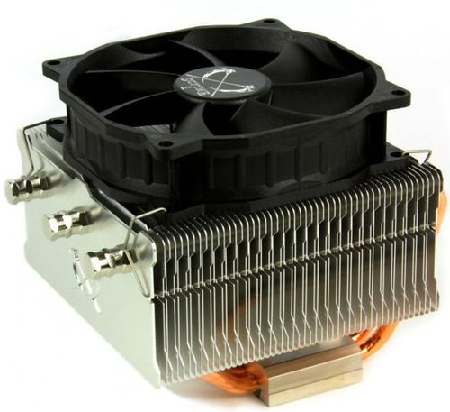 На рынок вышел процессорный кулер Scythe Iori