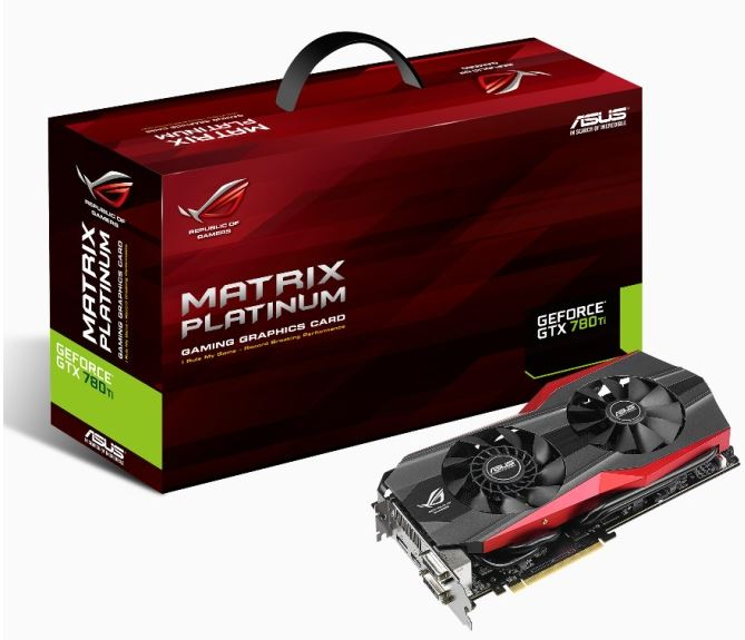 Представлены видеокарты Radeon R9 290X и GTX 780 Ti с приставкой Matrix