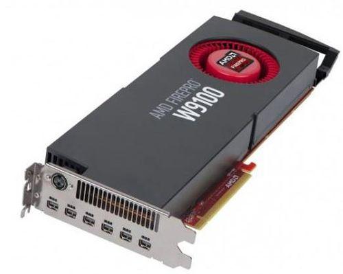 AMD представили видеоакселаратор FirePro W9100