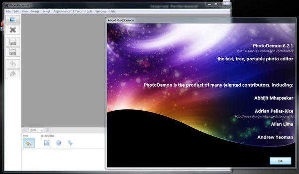 Появилась новая версия программы для редактирования фотографий PhotoDemon
